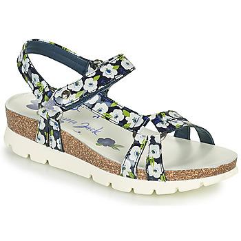 Παπούτσια Γυναίκα Σανδάλια / Πέδιλα Panama Jack SALLY GARDEN Μπλέ