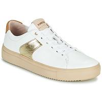 Παπούτσια Γυναίκα Χαμηλά Sneakers Blackstone VL57 Άσπρο