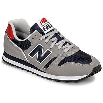 Παπούτσια Άνδρας Χαμηλά Sneakers New Balance 373 Grey / Μπλέ / Red