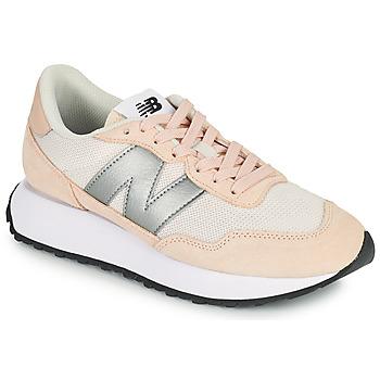 Παπούτσια Γυναίκα Χαμηλά Sneakers New Balance 237 Ροζ / Silver