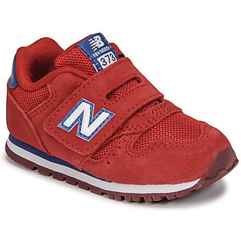 Παπούτσια Αγόρι Χαμηλά Sneakers New Balance 373 Red