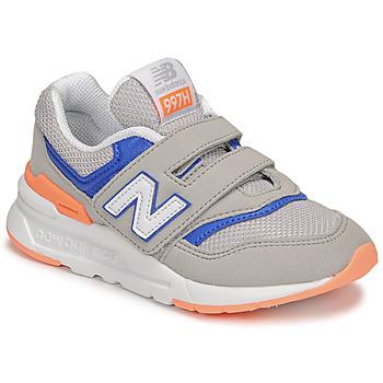 Παπούτσια Αγόρι Χαμηλά Sneakers New Balance 997 Grey / Μπλέ