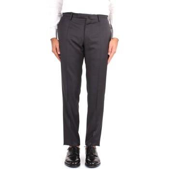 Υφασμάτινα Άνδρας Παντελόνια Chino/Carrot Incotex 1T0030 1393T Grey