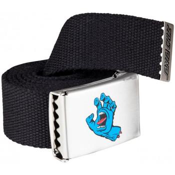 Αξεσουάρ Άνδρας Ζώνες Santa Cruz Screaming mini hand belt Μαύρο