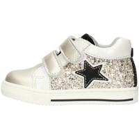 Παπούτσια Κορίτσι Χαμηλά Sneakers Balocchi 606224 Platinum