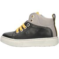 Παπούτσια Αγόρι Ψηλά Sneakers Balocchi 601728 Black