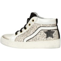 Παπούτσια Κορίτσι Ψηλά Sneakers Balocchi 606526 Platinum