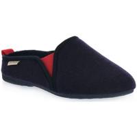 Παπούτσια Άνδρας Παντόφλες Grunland NAVY ADRI Blu