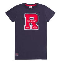 Υφασμάτινα Αγόρι T-shirt με κοντά μανίκια Redskins TSMC180161-NAVY Marine