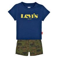 Υφασμάτινα Αγόρι Σετ Levi's 6EC678-U29 Multicolour