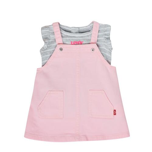 Υφασμάτινα Κορίτσι Σετ Levi's 1ED091-A4U Ροζ