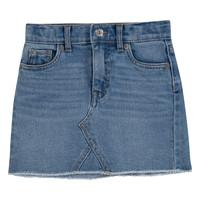 Υφασμάτινα Κορίτσι Φούστες Levi's 3E4890-L4A Μπλέ