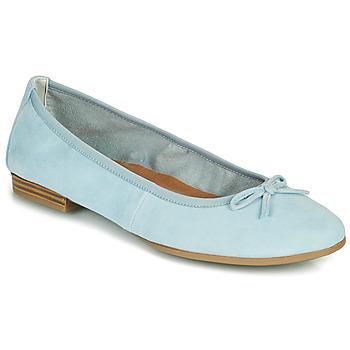 Παπούτσια Γυναίκα Μπαλαρίνες Tamaris ALENA Μπλέ