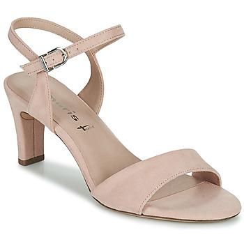 Παπούτσια Γυναίκα Σανδάλια / Πέδιλα Tamaris MELIAH Beige