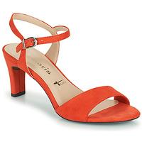 Παπούτσια Γυναίκα Σανδάλια / Πέδιλα Tamaris MELIAH Red