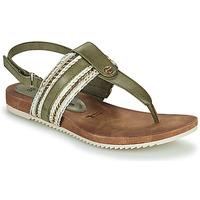 Παπούτσια Γυναίκα Σανδάλια / Πέδιλα Tamaris LOCUST Pistache