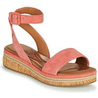Παπούτσια Γυναίκα Σανδάλια / Πέδιλα Tamaris YARA Ροζ