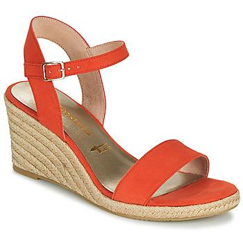 Παπούτσια Γυναίκα Σανδάλια / Πέδιλα Tamaris LIVIAN Red