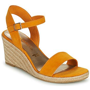 Παπούτσια Γυναίκα Σανδάλια / Πέδιλα Tamaris LIVIAN Yellow