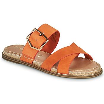 Παπούτσια Γυναίκα Τσόκαρα Tamaris LIDYA Orange