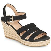 Παπούτσια Γυναίκα Σανδάλια / Πέδιλα Geox D SOLEIL C Black