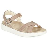 Παπούτσια Γυναίκα Σανδάλια / Πέδιλα Geox D XAND 2S B Beige