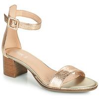 Παπούτσια Γυναίκα Σανδάλια / Πέδιλα Geox D SOZY MID E Gold