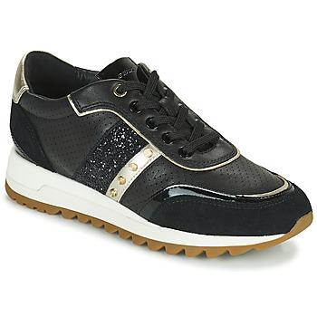 Παπούτσια Γυναίκα Χαμηλά Sneakers Geox D TABELYA B Black