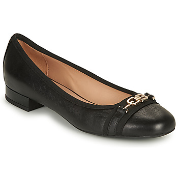 Παπούτσια Γυναίκα Μπαλαρίνες Geox D WISTREY D Black