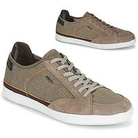 Παπούτσια Άνδρας Χαμηλά Sneakers Geox U WALEE A Taupe