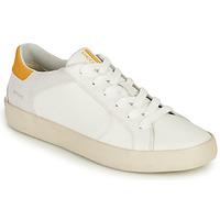 Παπούτσια Άνδρας Χαμηλά Sneakers Geox U WARLEY A Άσπρο