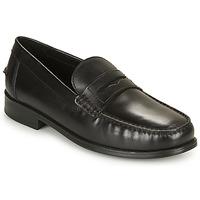 Παπούτσια Άνδρας Μοκασσίνια Geox U NEW DAMON B Black