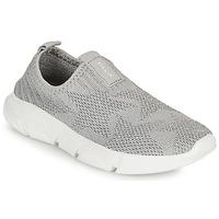 Παπούτσια Κορίτσι Slip on Geox J ARIL GIRL A Grey