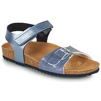 Παπούτσια Κορίτσι Σανδάλια / Πέδιλα Geox ADRIEL GIRL Μπλέ