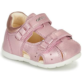 Παπούτσια Κορίτσι Σανδάλια / Πέδιλα Geox KAYTAN Ροζ