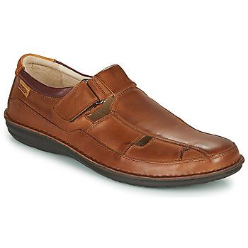 Παπούτσια Άνδρας Σανδάλια / Πέδιλα Pikolinos SANTIAGO M8M Brown