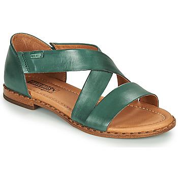 Παπούτσια Γυναίκα Σανδάλια / Πέδιλα Pikolinos ALGAR W0X Μπλέ