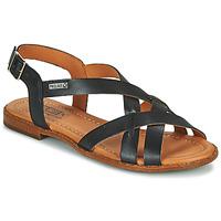 Παπούτσια Γυναίκα Σανδάλια / Πέδιλα Pikolinos ALGAR W0X Black