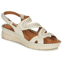 Παπούτσια Γυναίκα Σανδάλια / Πέδιλα Pikolinos ALTEA W7N Άσπρο
