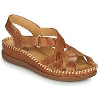Παπούτσια Γυναίκα Σανδάλια / Πέδιλα Pikolinos CADAQUES W8K Brown