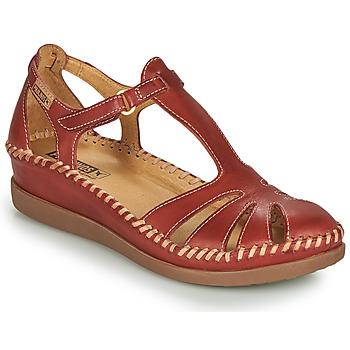Παπούτσια Γυναίκα Σανδάλια / Πέδιλα Pikolinos CADAQUES W8K Red