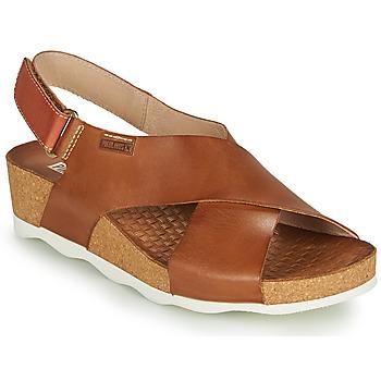 Παπούτσια Γυναίκα Σανδάλια / Πέδιλα Pikolinos MAHON W9E Brown