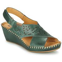 Παπούτσια Γυναίκα Σανδάλια / Πέδιλα Pikolinos MARGARITA 943 Μπλέ
