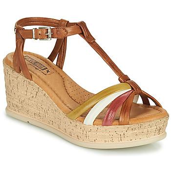 Παπούτσια Γυναίκα Σανδάλια / Πέδιλα Pikolinos MIRANDA W2F Brown