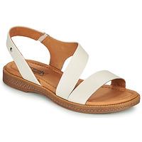 Παπούτσια Γυναίκα Σανδάλια / Πέδιλα Pikolinos MORAIRA W4E Άσπρο