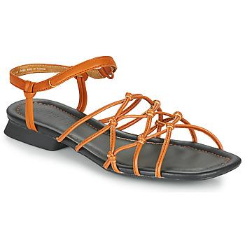 Παπούτσια Γυναίκα Σανδάλια / Πέδιλα Camper CASI MYRA SANDAL Brown