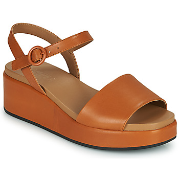 Παπούτσια Γυναίκα Σανδάλια / Πέδιλα Camper MISIA Brown