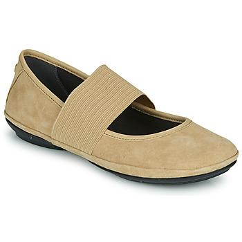 Παπούτσια Γυναίκα Μπαλαρίνες Camper RIGHT NINA Beige