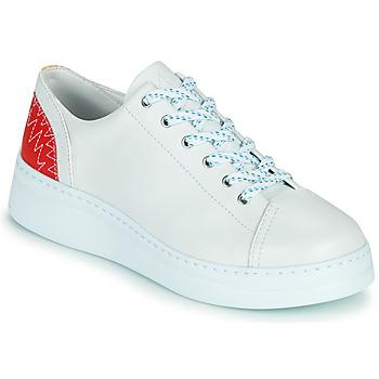 Παπούτσια Γυναίκα Χαμηλά Sneakers Camper RUNNER UP Άσπρο / Red