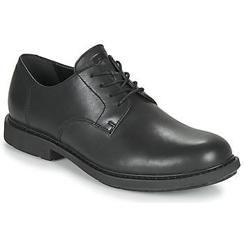 Παπούτσια Άνδρας Derby Camper NEUMAN Black